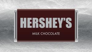 The American GI made Hershey chocolate bars world famous