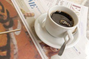 """Caffeine is considered a """"safe"""" drug"""