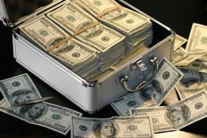 Money is destroying America