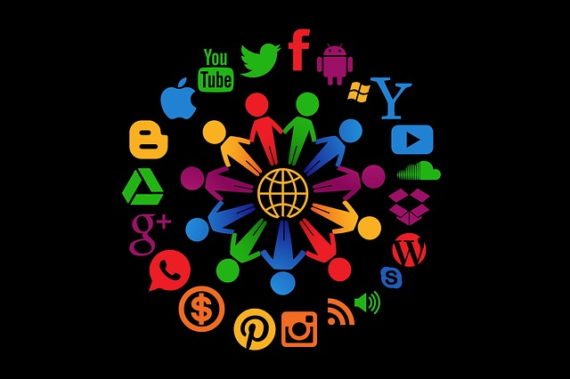 It's all about sharing and social communication. Right?