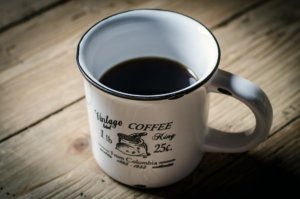 Stop drinking coffee in the afternoon