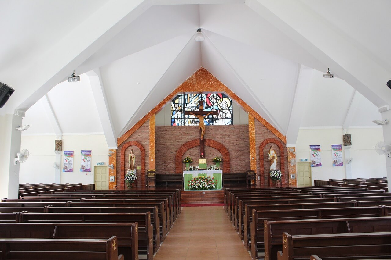 churches have been closed during coronavirus pandemic