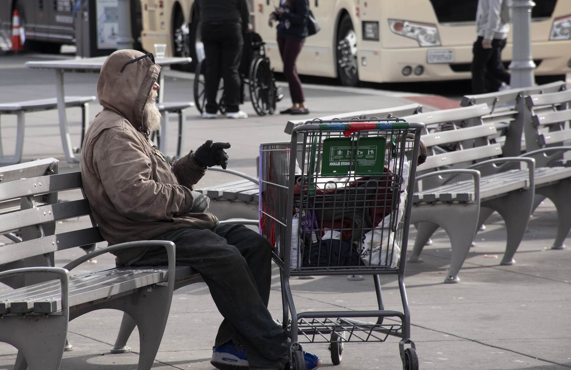 Homelessness in the United States is caused by misdirected priorities