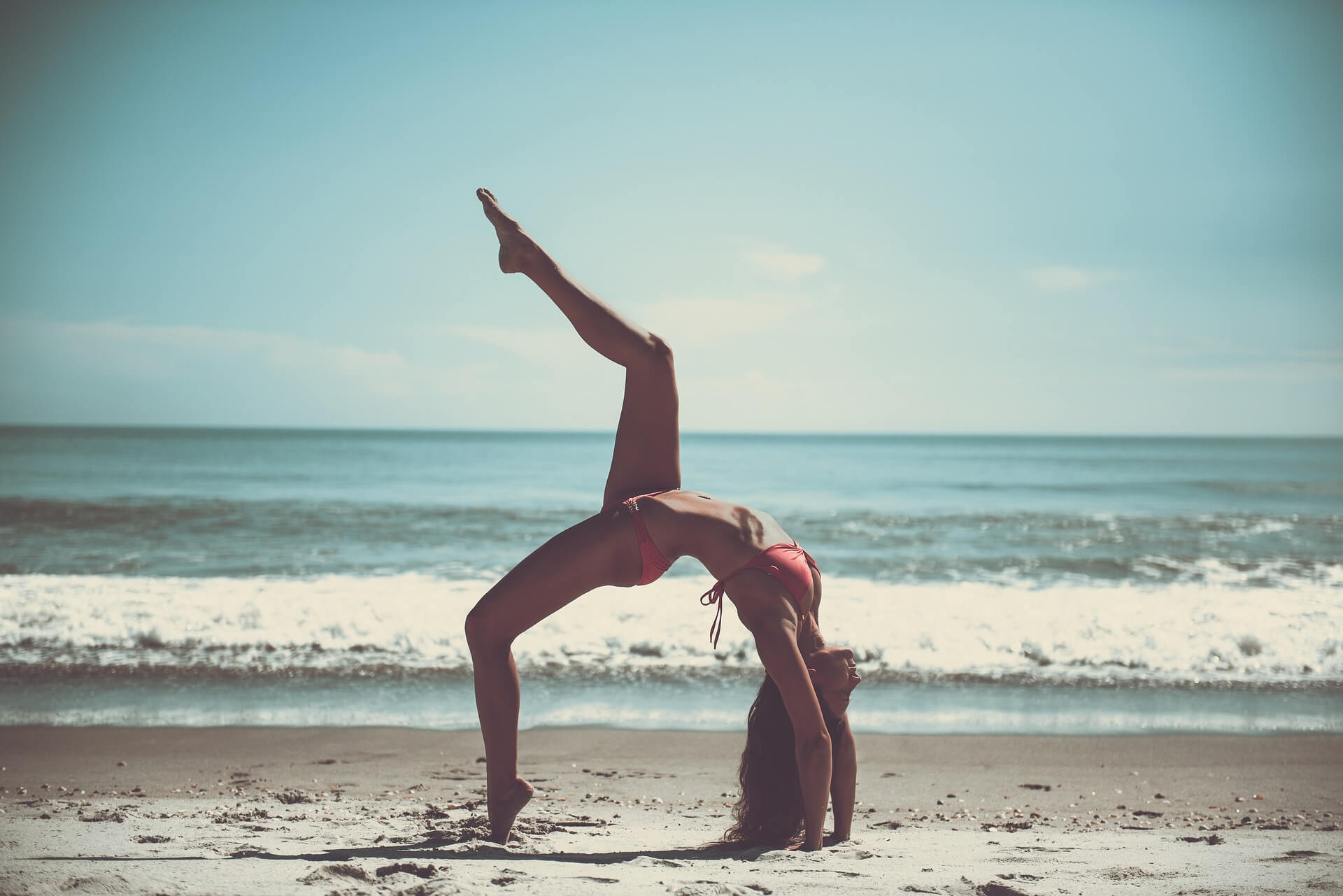 Stretching is very beneficial to overall health