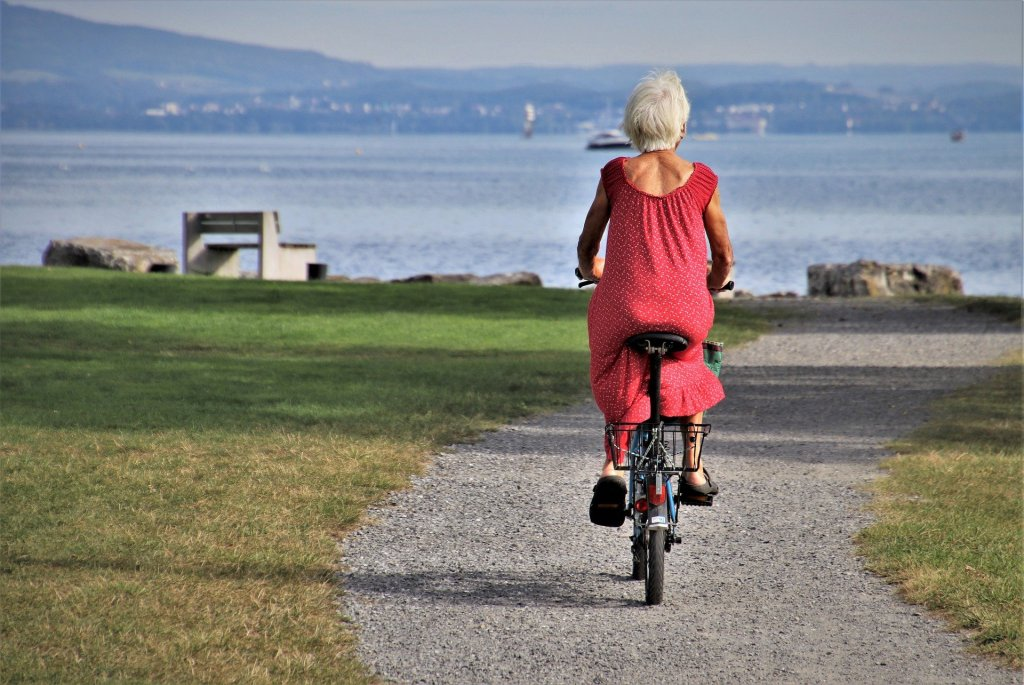 Stay active as you age for a longer, happier life